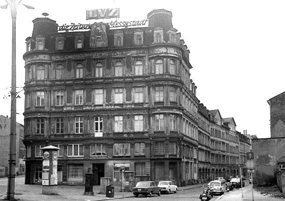 Peterssteinweg Leipzig