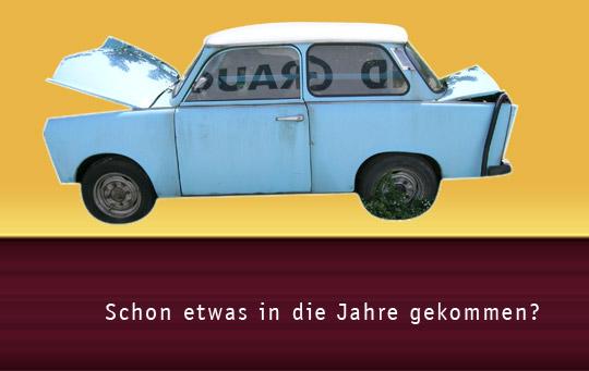 Homepage Leipzig SEO Foto Trabant