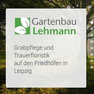 Gartenbau Lehmann Leipzig